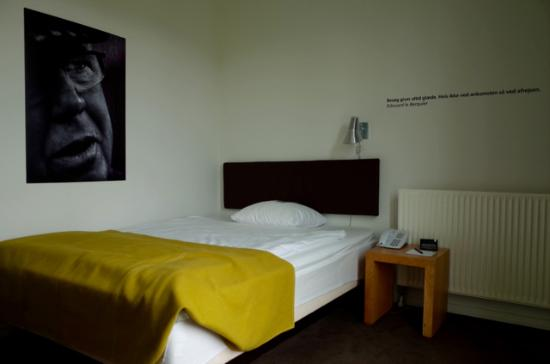 First Hotel Kolding: シングル部屋