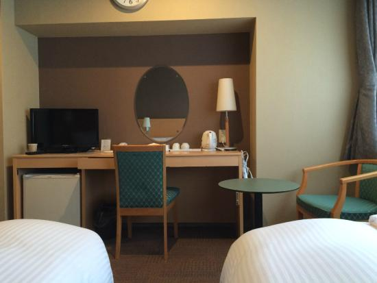 Hotel Premium Green Hills: 室内2