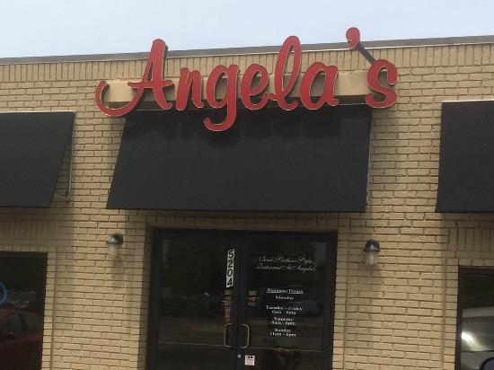 Brighton, AL: Angela's Southern Style Cooking: Hours