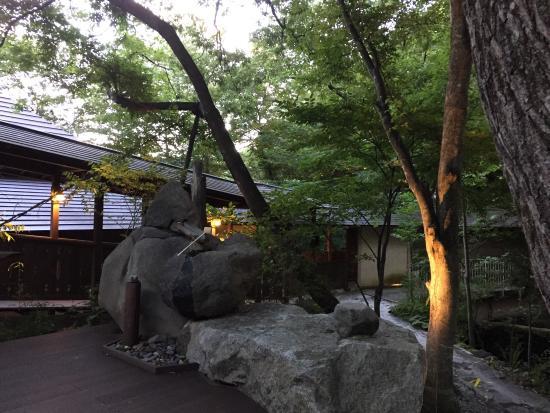 Daikon No Hana: なるべく自然のまま魅せる思いがたくさんある温泉旅館です!