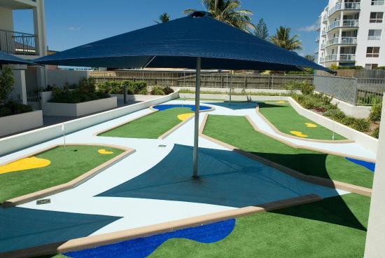 The Point Resort: Mini Putt Putt Golf