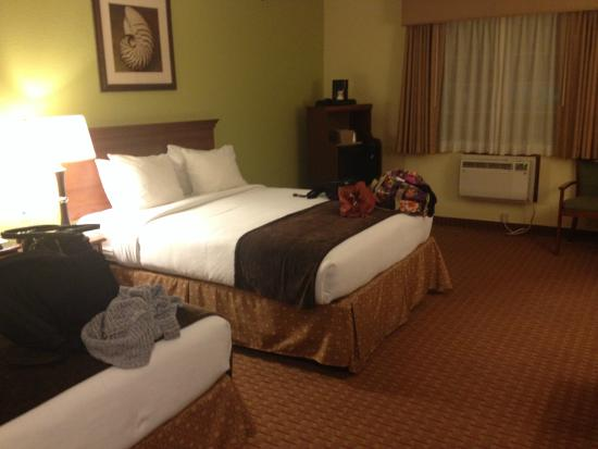 BEST WESTERN York Inn: spacious room