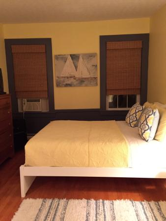 Wolfeboro, Νιού Χάμσαϊρ: Bedroom 1, Unit 4