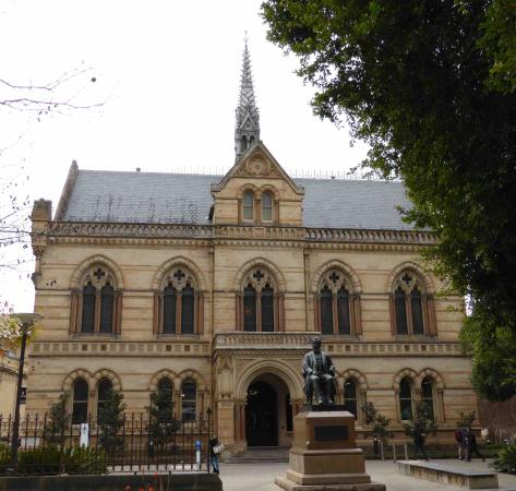 The university of adelaide for 227 north terrace adelaide