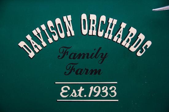 Vernon, Canada: Davison Orchards