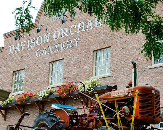 Βέρνον, Καναδάς: Davison Orchards