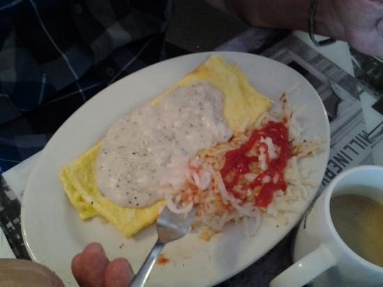 South Boardman, MI : Omelette