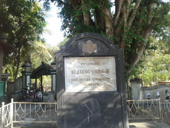 Ki Ageng Giring III Tomb