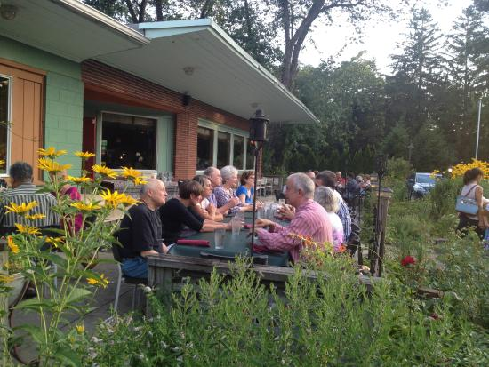 Harbert, MI: Pleasant garden