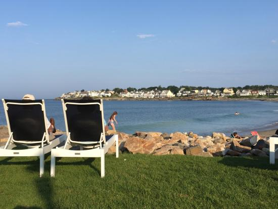 Short Sands Beach: Best seats in Maine!