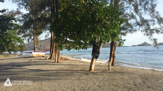 San Antonio, Philippines : Silanguin Cove