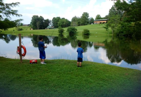 Trackrock campground and cabins updated 2017 reviews for Georgia boys fish camp