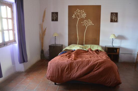 Casa Arbol : chambre double