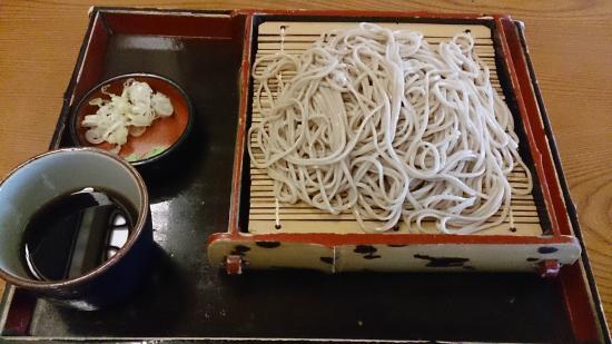 Sobadokoro Mitsuya Dewajian Ekimaeodori