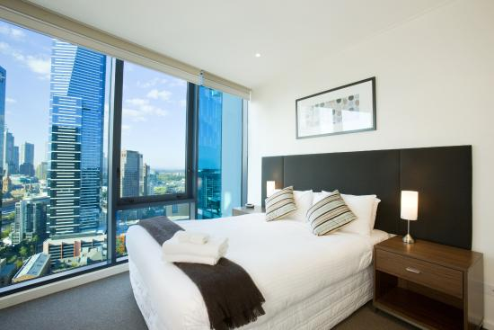 melbourne short stay apartments at southbankone australia. Black Bedroom Furniture Sets. Home Design Ideas
