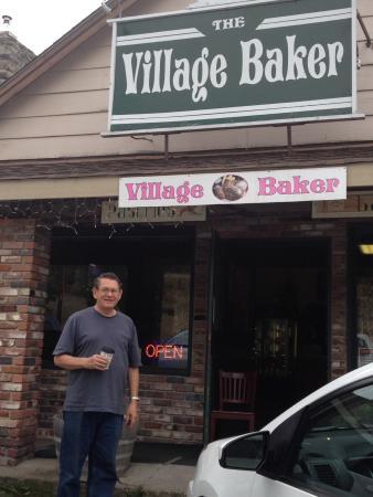 The Village Baker in Blairsden