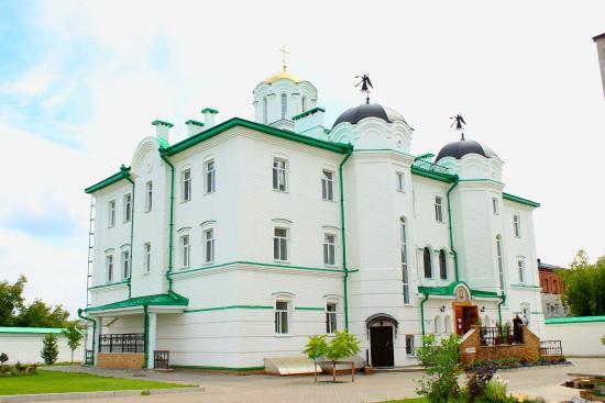 Trehsvyatitelsky Temple