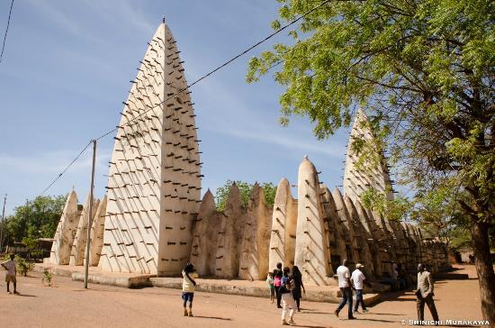 Bobo Dioulasso, Burkina Faso: 外観