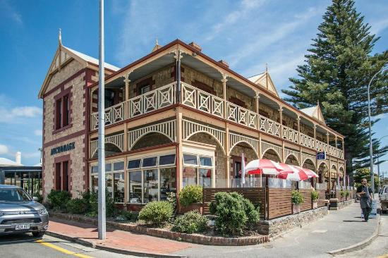 Anchorage Cafe, Restaurant: Anchorage Seafront Hotel