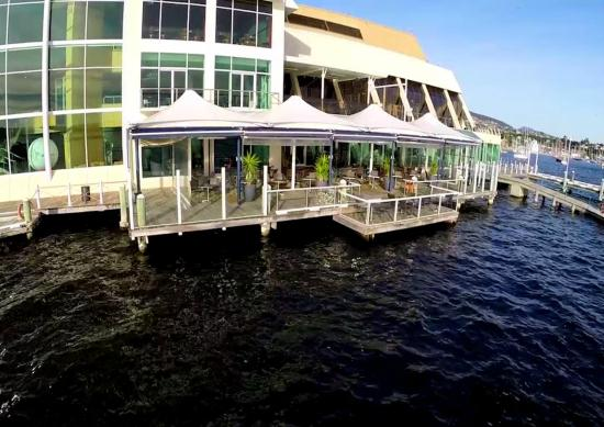 Pier One Restaurant & Bar: Waterfront dining at its best