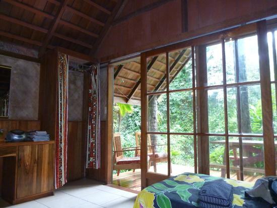 Atiu, Kepulauan Cook: Our Villa