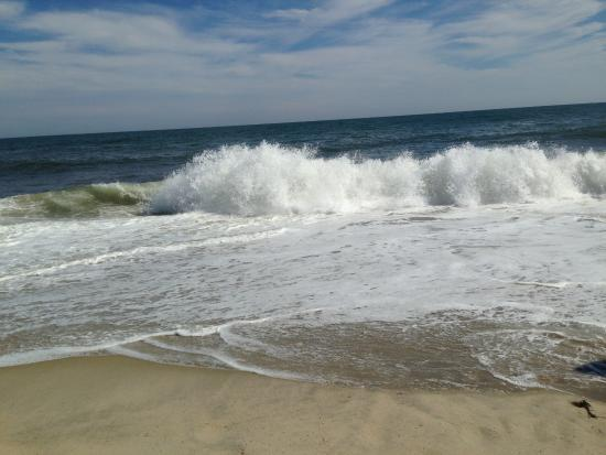 Waves At Surfside Beach