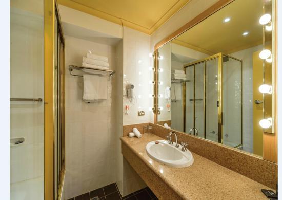Wrest Point Motor Inn: Bathroom