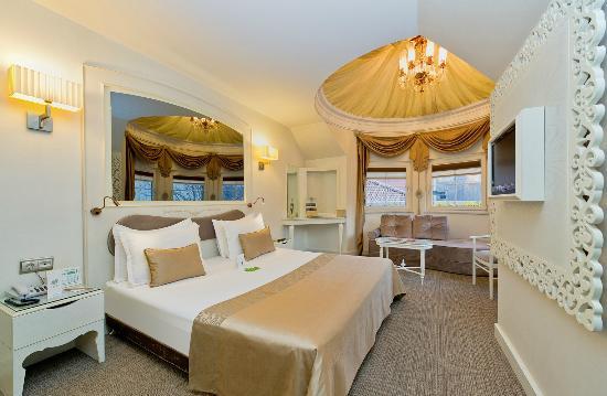 야스막 술탄 호텔