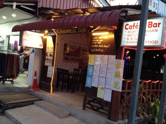 Bougainvillea Cafe : photo0.jpg