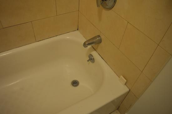 Super 8 by Wyndham Watertown/Cambridge/Boston Area: Il bagno