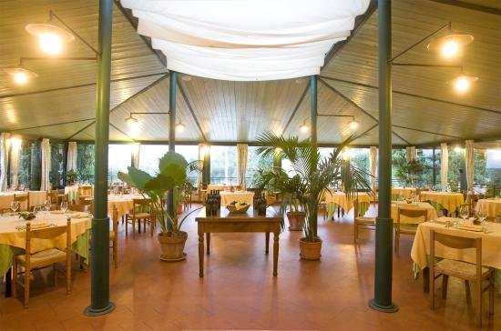 Ristorante dei Merli: Sala da pranzo principale