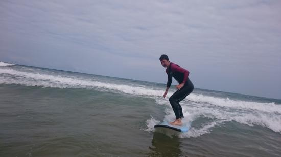 Moor surf eskola: Myself :-)
