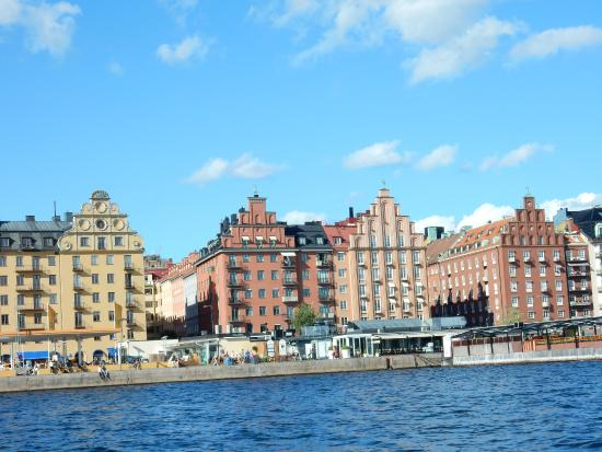 stockholm under broar
