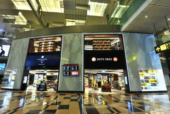 DFS Singapore Changi Airport