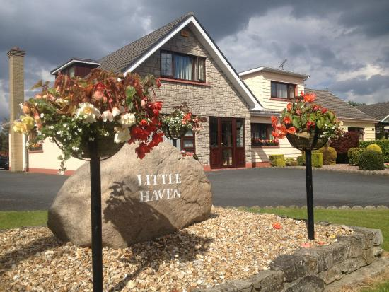 Little Haven Bed and Breakfast: Front
