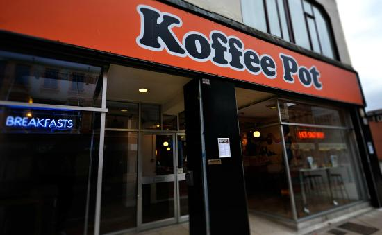 The Koffee Pot Bar & Cafe