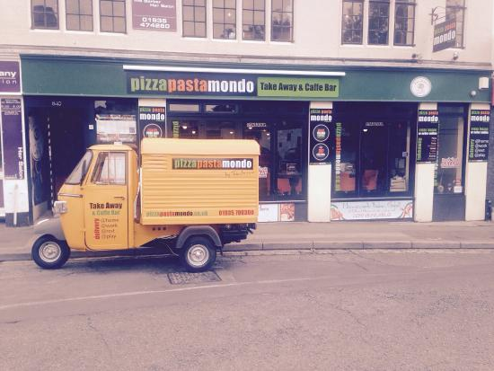 Pasta Pizza Mondo Picture Of Pasta Pizza Mondo Yeovil