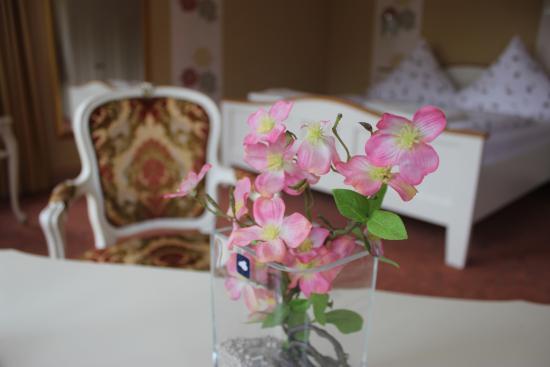 Hotel Café Restaurant Sanssouci: Juniorsuite