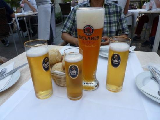 Via Sistina Ristorante: beer