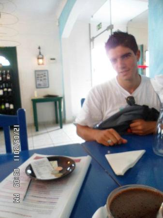Restaurante O Pescador: Livro de reclamações