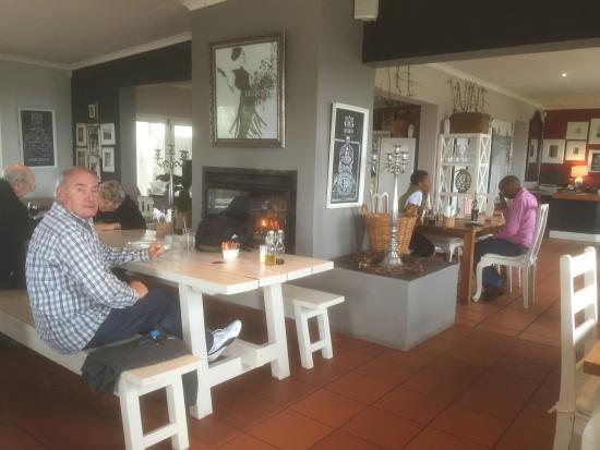 Bramon Wine Estate: Bramon Restaurant