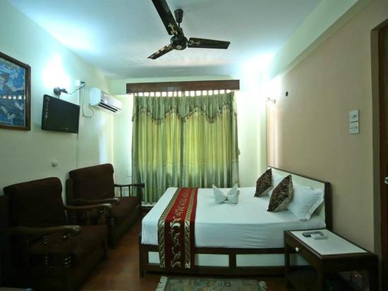 Hotel Norling Nepal: Deluxe Room