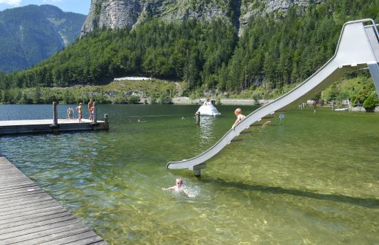 Obertraun Bathing Area/Lakeside Recreation Area