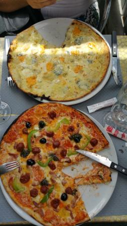 Meilleur Restaurant Pizza A Vaison La Romaine