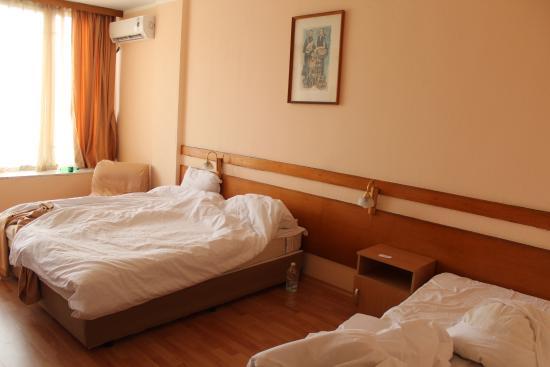 Rila Hotel Sofia: Трехместный номер
