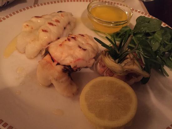 Seafire Steakhouse: Lobster
