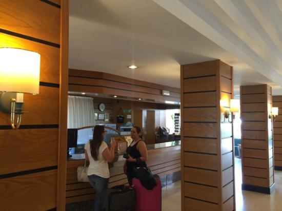 Hotel Riu Playa Park: Aula Rezeption