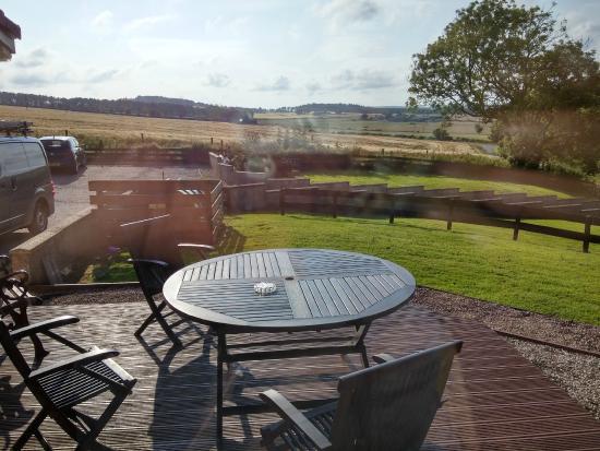 Woodside of Glasslaw Guest House: giardino