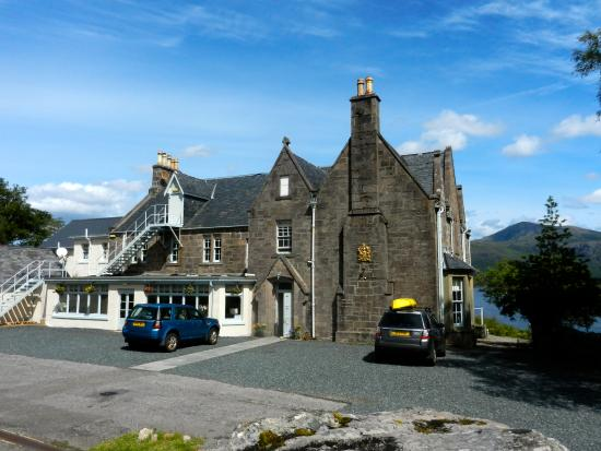 Talladale, UK: Loch Maree Hotel