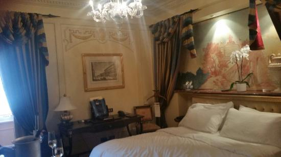 The St Regis Rome A Fabulous 5 Star Hotel In